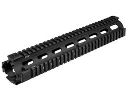 UTG PRO Rifle Length Quad Rail System