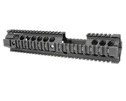 Midwest Industries GENII Carbine 2 Piece Extended Length Free Float Handguard