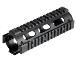 UTG PRO Carbine Length Quad Rail System