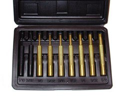 9 Piece Military Punch Set