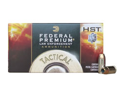 Federal Tactical HST .45 ACP 230 Grain (1,000 round Case)