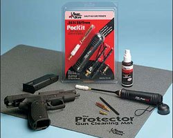 KleenBore .44/.45 Cal Pocket Cleaning Kit