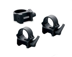 "Leupold QRW Mounting Rings 1"" Medium Matte"