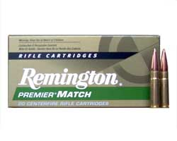 Remington .300 Blackout 125 Grain Open Tip Match (200 round case)
