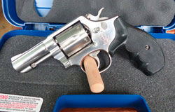 "Smith and Wesson Model 65-5 .357 Magnum 3"" Barrel Stainless RARE Pre-owned"