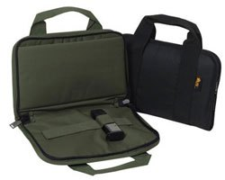 US Peacekeeper Attache Pistil Case - Black
