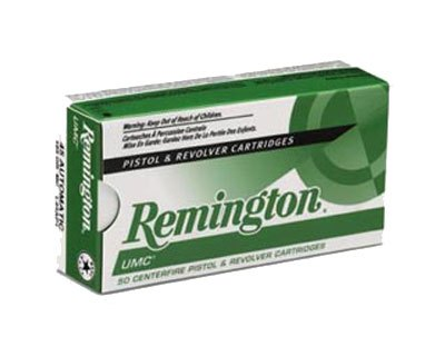 Remmington 380ACP 95 Grain MC L380AP (500 Round Case)