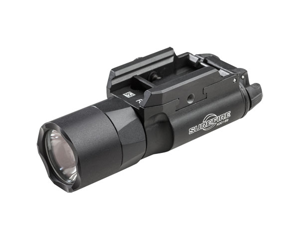 Surefire 1,000 Lumens LED Handgun Light with T-Slot Mount Rail X300U-B
