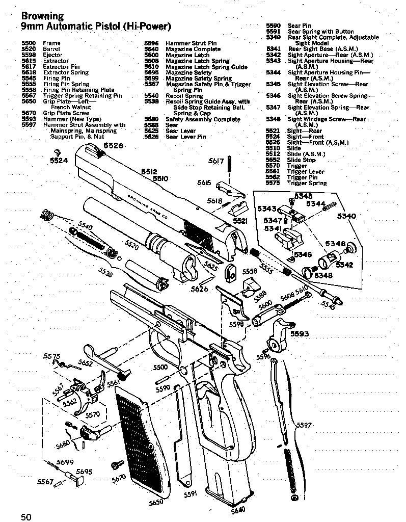 Downloads Us Armorment The Art Science Of Shooting Model 60 Parts Diagram Together With Marlin 1894 Colt Gold Cup 1895 Lever Action 336 Mauser 98 Mosin Nogant Reminton 760 Pump Rifle 870 Shotgun Sig Sauer P220